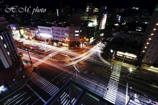 2010_橋本大波止駐車場の夜_01.jpg